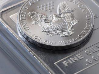 Přesně podle předpovědi! Cena stříbra stále roste!