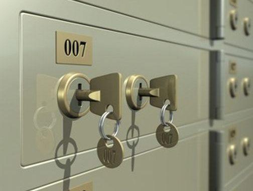 Bezpečnostní schránky v bankách a jak fungují