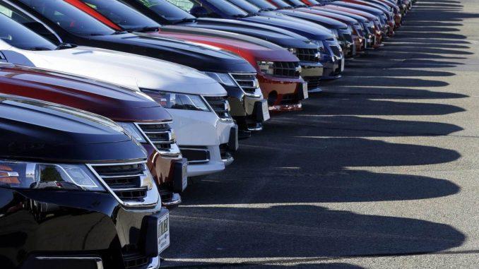 Automobilový trh v USA může zkolabovat