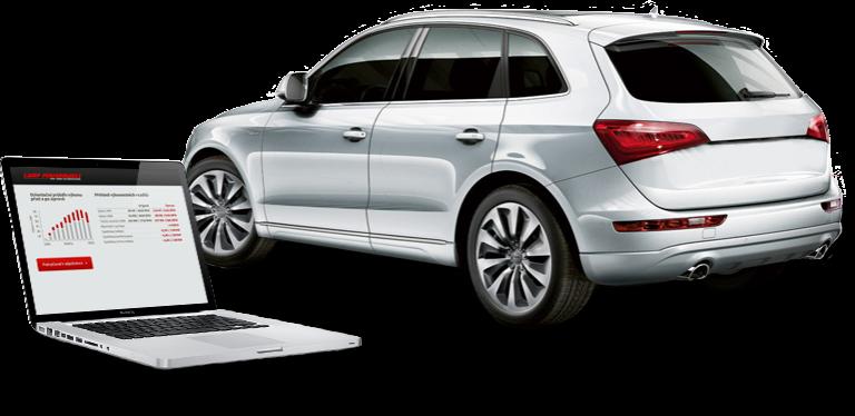 Zvýšení výkonu motoru je dostupné pro většinu vozů