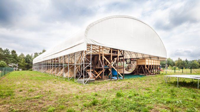 Montované haly – skvělý způsob, jak zastřešit prostor