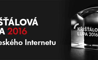 Po roce opět přichází cena českého internetu jménem Křišťálová Lupa